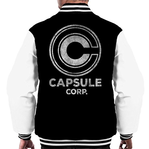 Men's Varsity Ball Dragon Capsule white Corp Z Black Jacket E5qwXIXy