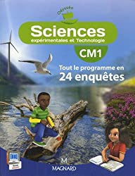 Sciences CM1 Odysséo : Tout le programme en 24 enquêtes