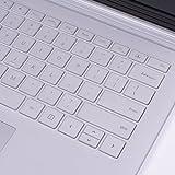 Case Star Clear Ultra thin Silicone Keyboard Skin