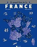 """Afficher """"Le grand livre de la France"""""""