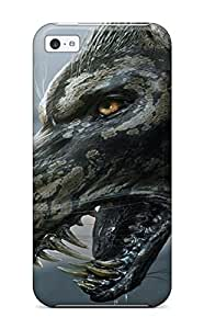 TYHH - Iphone 5/5s Case Cover Skin : Premium High Quality Creature Case ending phone case