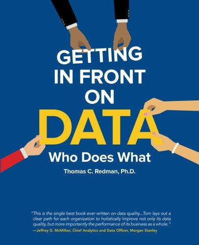 Getting in Front on Data by Technics Publications