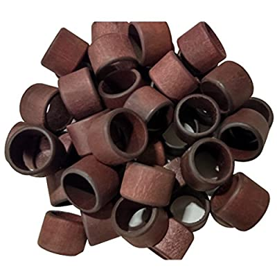 Hosley's 50 Count Wood Decorative Vase Filler . Ideal for Vases, Table Decor, Weddings, Parties, Special Events