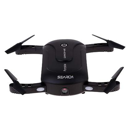 Sharplace Mini Drone de Bolsillo con Cámaras WiFi HD Plegable RC ...