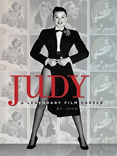 Judy: A Legendary Film Career by Running Press