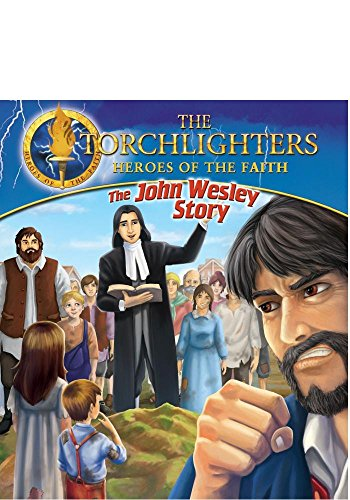 The Torchlighters: The John Wesley Story [Blu-ray]