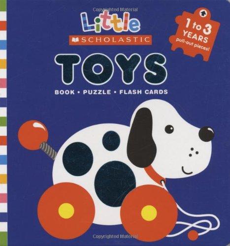 Toys (Little Scholastic) pdf
