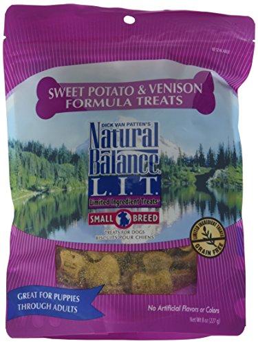 Natural Balance Limited Ingredient Dog Treats - L.I.T. Sweet