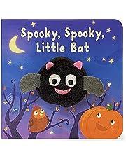 Spooky, Spooky Little Bat (Finger Puppet Books) (Finger Puppet Board Book)