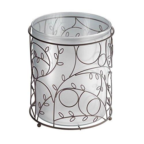Decorative Waste Basket: Amazon.com