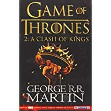 A Clash of Kings: Game of Thrones Season Two (A Song of Ice and Fire) by Martin, George R R (2012) Paperback
