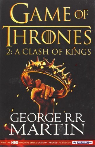 A Clash of Kings: Game of Thrones Season Two (A Song of Ice and Fire) by George R R Martin (2012-03-29)