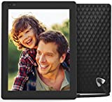Photo : Nixplay Seed 10 Inch WiFi Cloud Digital Photo Frame with IPS Display, iPhone & Android App, Free 10GB Online Storage and Motion Sensor (Black)