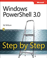 Windows PowerShell 3.0 Step by Step Front Cover
