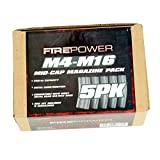 Firepower 99210 Mid-Cap Metal Magazine (Pack of 5)