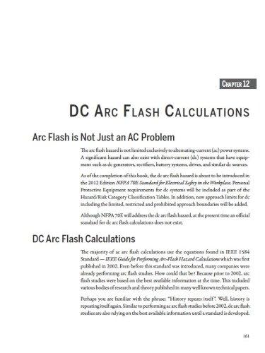 Complete Guide to Arc Flash Hazard Calculation Studies: Jim ...