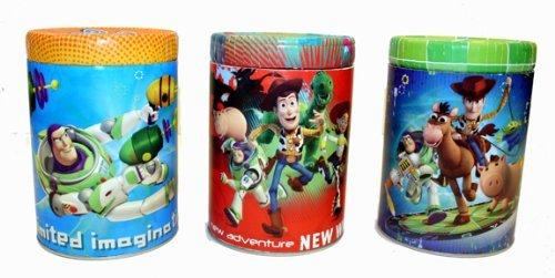 - 1 - Disney Toy Story Tin Bank Piggy Bank