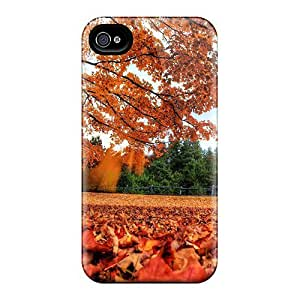 Quality Luoxunmobile333 Cases Covers With Park In Autumn Nice Appearance Compatible With HTC One M7