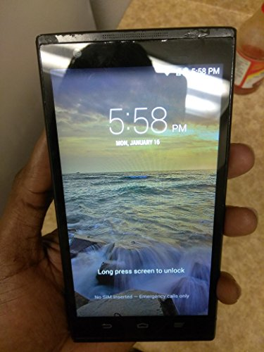 Z970 Android SmartPhone MetroPCS Black