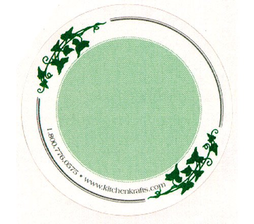 Ivy Canning Labels, Pack of 40
