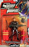 STARSHIP TROOPERS FIRESTORM JOHNNY RICO ACTION FIGURE by AFLOT-TOY-JOHNNYRICO-630509229369-N