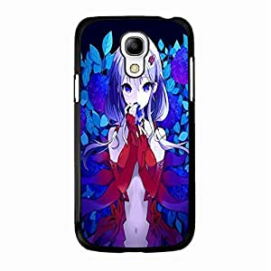 Samsung Galaxy S4 Mini Cartoon Guilty Crown Cover Shell,Fashion Beautiful Yuzuriha Inori Anime Guilty Crown GC Phone Case Skin Protection Cover for Samsung Galaxy S4 Mini