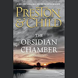 The Obsidian Chamber Hörbuch