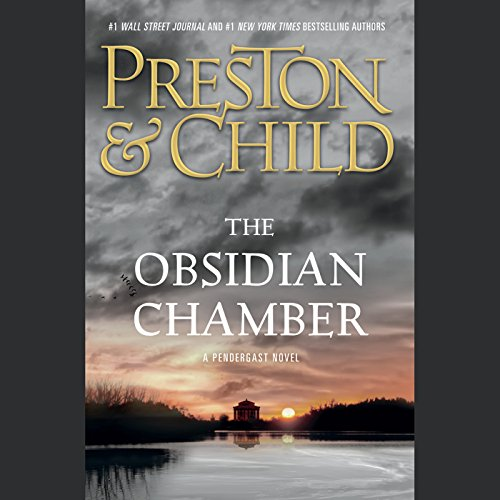 The Obsidian Chamber Audiobook [Free Download by Trial] thumbnail