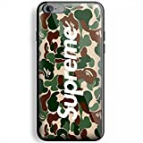 Stylish TPU shell Cover Case For Iphone 5 5S design