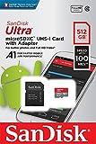 SanDisk Ultra 512GB MicroSDXC Verified for