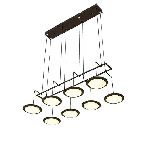Shirley Home Lámparas de araña Simple luz de Techo de la ...