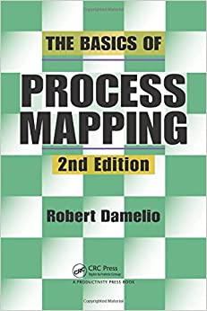 Book The Basics of Process Mapping, 2nd Edition