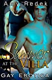 Summer at the Villa, Amy Redek, 162761690X