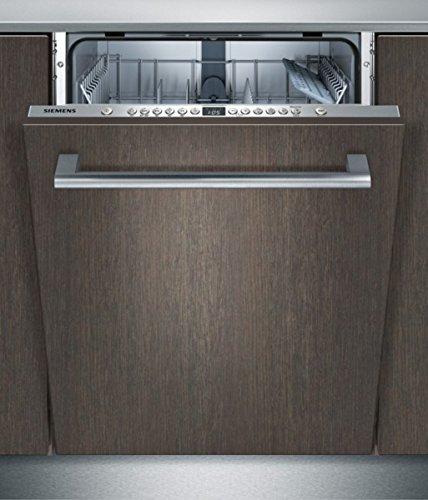 Siemens SX636X01GE lavavajilla Totalmente integrado 12 cubiertos A ...