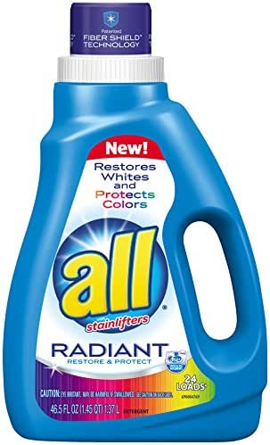 Laundry Detergent: All Radiant