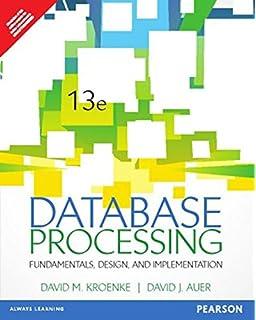 Database Processing 11th Edition Pdf