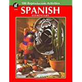 Spanish, : Elementary ( 100 Reproducible Activities)