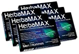 HerbaMAX for Men - 60 Capsules - The Newest & Most Powerful 100%