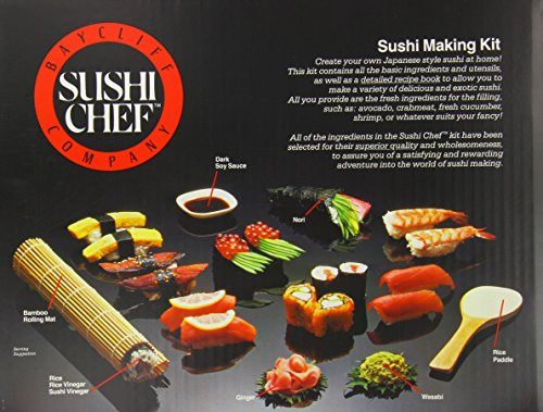Sushi Chef Sushi Making Kit (Soy Sushi Sushi Chef)