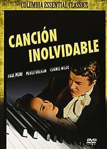 Canción Inolvidable [DVD]