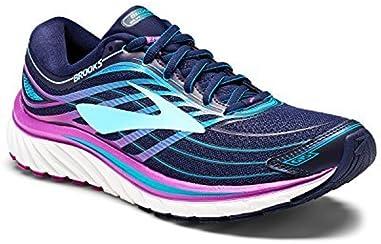 Brooks Women's Glycerin 15 D Running Shoe (BRK-120247 1D 3886960 8.5 465 BLUE/PURPLE)