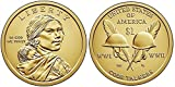 2016 Various Mint Marks Sacagawea Dollar 2016 P, D Native American (Sacagawea/Golden) Dollar 2 Coin Set Uncirculated 2016 P, D Native American (Sacagawea/Golden) Dollar 2 Coin Set Uncirculated Uncirculated