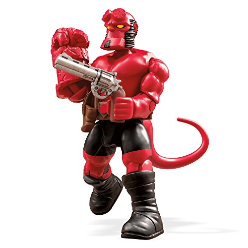 Mega Construx Heroes Series Hellboy Building Set