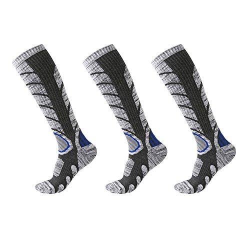 出会いアーサーコナンドイルボウリング(ランバオシー) LANBAOSI メンズ ソックス 登山用 スキー 3/5足組 ミディアム丈 靴下 通気吸湿 アウトドア スポーツソックス トレッキング 遠足 徒歩オフロード レディース