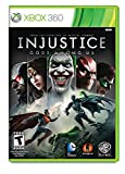 Injustice Gods Among Us W/Bonus Dlc Xb360 4/16/2013