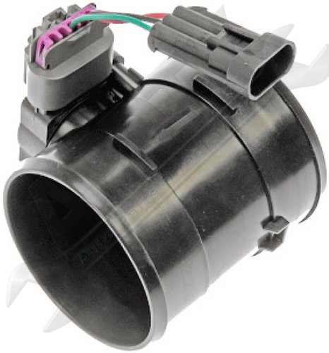 apdty maf mass air flow sensor meter w wiring harness apdty 028936 maf mass air flow sensor meter w wiring harness adapter connector replaces