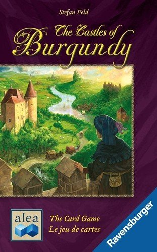 Ravensburger The Castles Burgundy Card Game