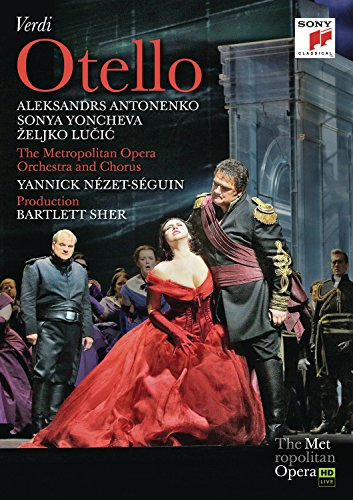 DVD : Otello (DVD)