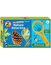 Look and Learn Nature Detective (Volume 9)