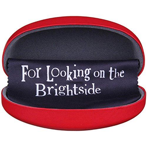 The Bright Side, Custodia per occhiali da sole, motivo: ROCK STAR